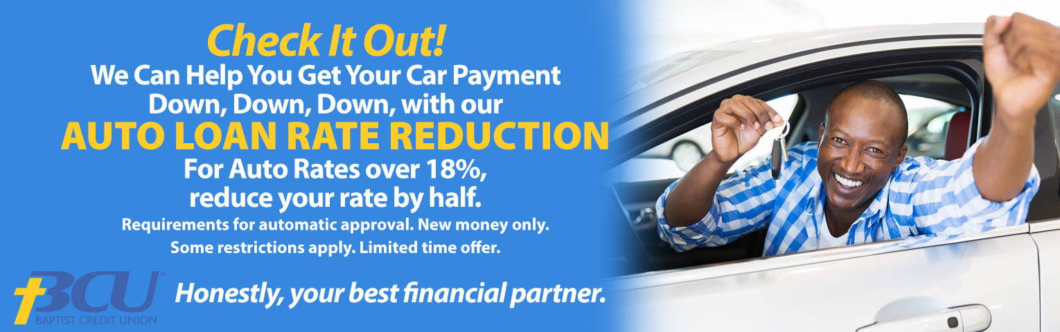 Auto-Loan-Rate-Reduction