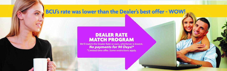Dealer-rate