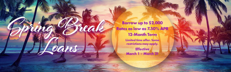 Spring-Break-Loans