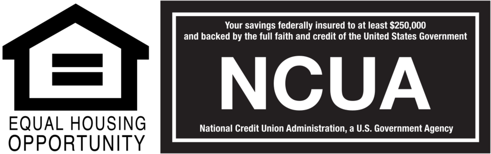 Equal Housing Opportunity, National Credit Union Administration.