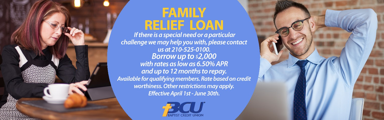 family-relief